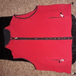 Eddie Bauer WOMENS EBTECH Fleece Zip Up Vest